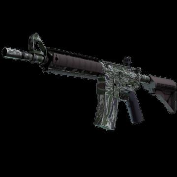 csgo免费开箱-M4A4 丛林虎